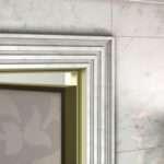 particolare porta opale porta da interno made in italy
