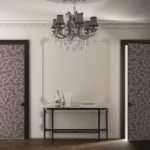 Collezione opera perla porta da interno made in italy