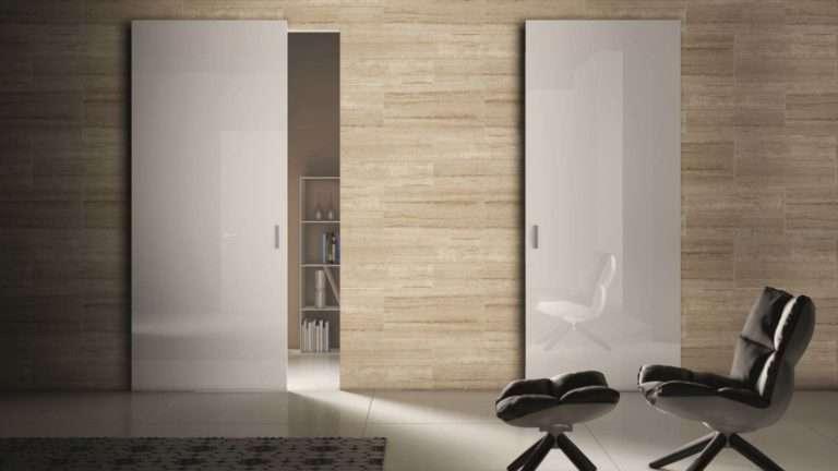 porte alluminio luxury porta da interno made in italy
