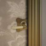 particolare porta smeraldo porta da interno made in italy