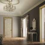 collezione opera smeraldo porta da interno made in italy