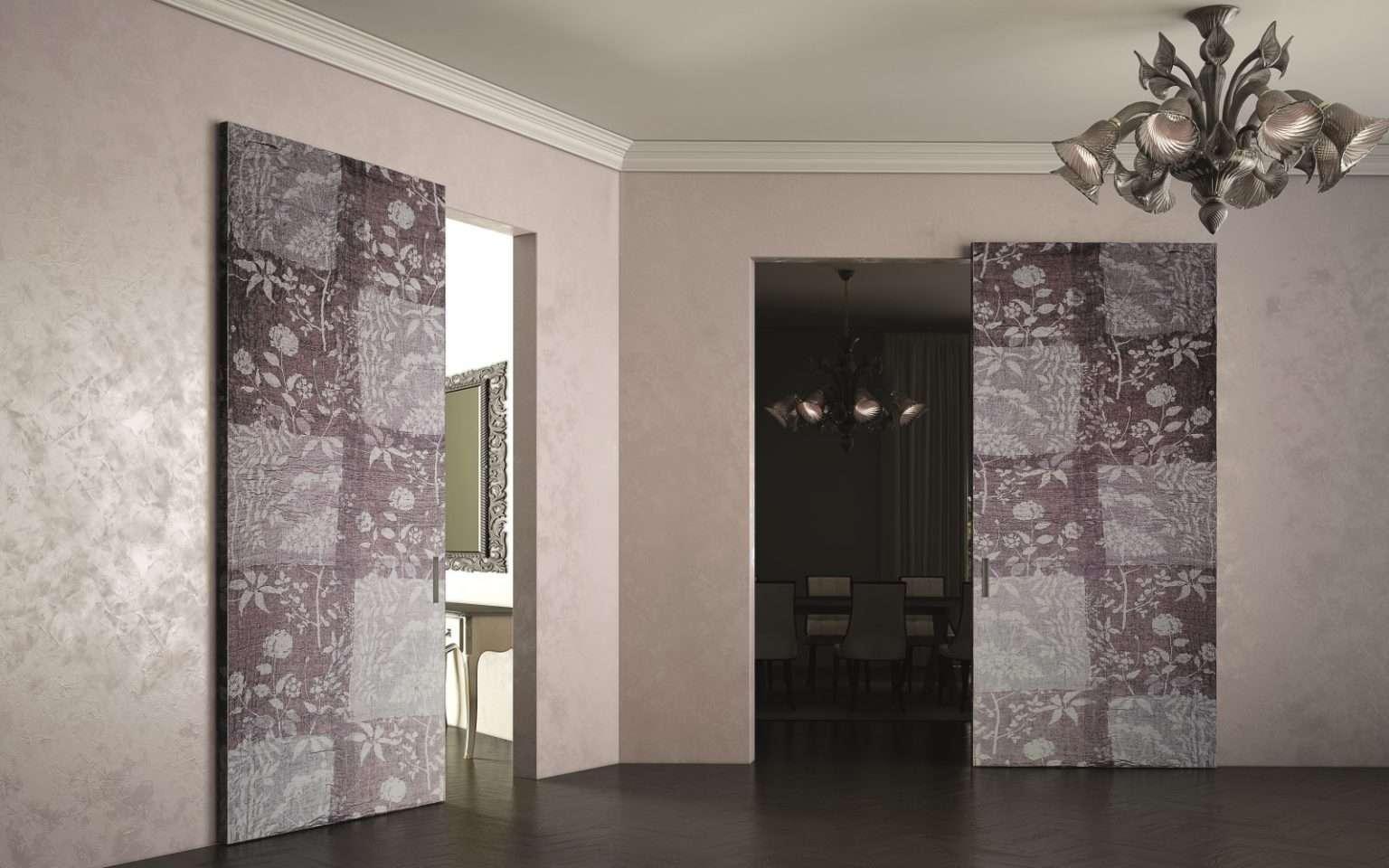 porta da interni telaio made in italy