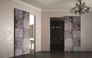 collezione opera telaio porta da interni