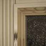 particolare porta topazio porta da interno made in italy